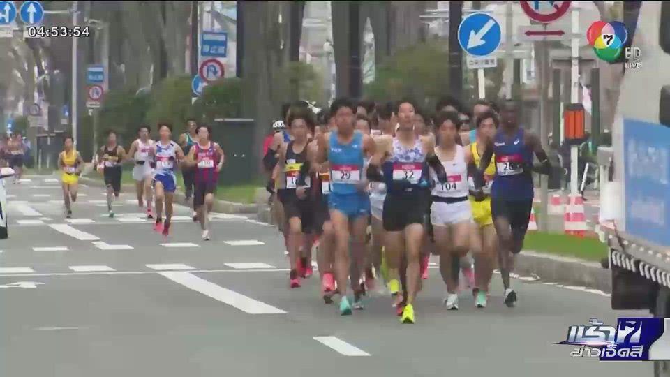 โอลิมปิก โตเกียว ทดสอบการแข่งขันวิ่งมาราธอน – มาตรการป้องกันโควิด-19