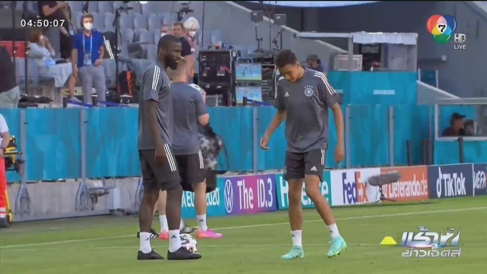ปรีวิว ฟุตบอลยูโร 2020 ฝรั่งเศส-เยอรมัน – อาร์ทูดีทูทำนาย เยอรมันจะชนะ