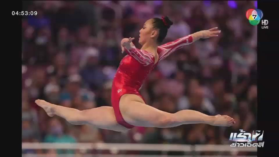 ความเคลื่อนไหวโอลิมปิกที่ญี่ปุ่น - นักยิมนาสติกสหรัฐฯ ตรวจพบโควิด-19 ในแคมป์ฝึก