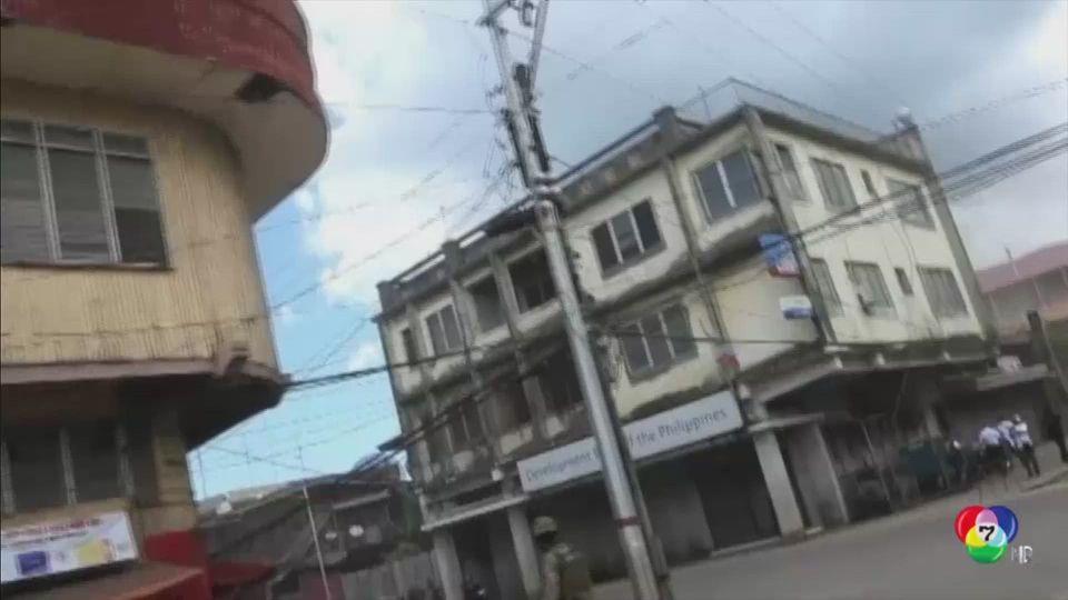 คืบหน้าเหตุระเบิด 2 ครั้งซ้อนในฟิลิปปินส์ ทหารเชื่อเป็นฝีมือของกลุ่มอาบูไซยาฟ