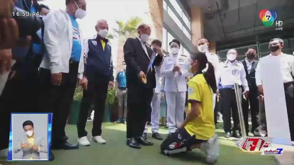 ภูเก็ตต้อนรับ น้องเทนนิส ฮีโรเหรียญทองโอลิมปิก