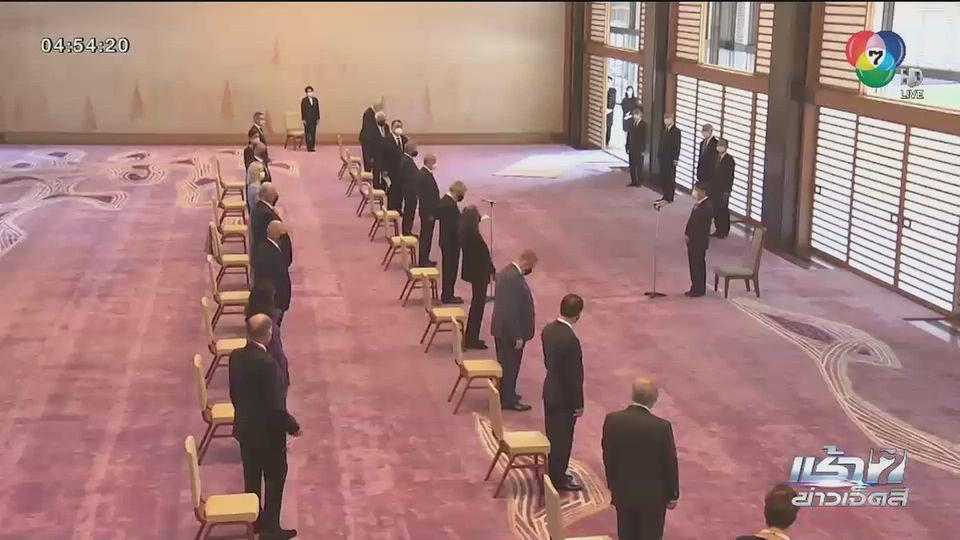 ความเคลื่อนไหวโอลิมปิกที่ญี่ปุ่น ก่อนมีพิธีเปิดวันนี้