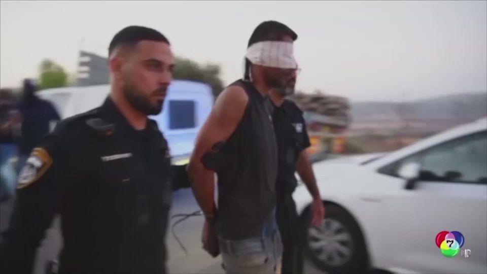 อิสราเอล จับกุมนักโทษปาเลสไตน์แหกคุกได้ครบแล้ว