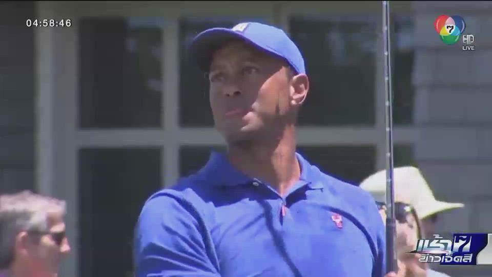 ไทเกอร์ วู้ดส์ เข้ารับการผ่าตัดรักษาอาการเจ็บหลังเป็นครั้งที่ 5 ในการเล่นกอล์ฟอาชีพ