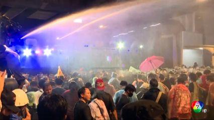 หลายชาติเตือนพลเมืองระวังสถานการณ์ชุมนุมในไทย