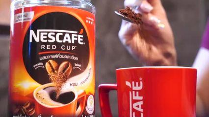 เนสกาแฟ เช้าสดใสกับกาแฟสดใหม่