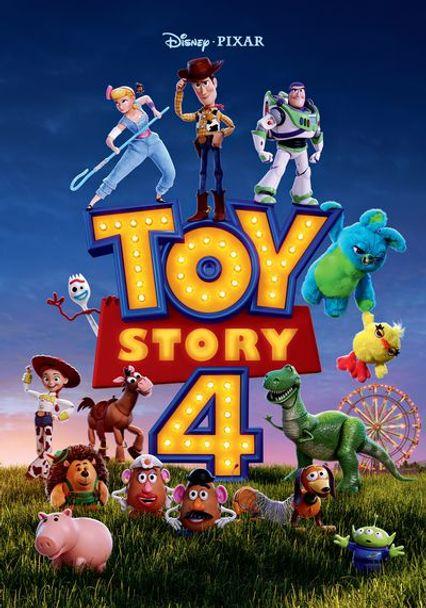 """ภ.แอนิเมชัน """"Toy Story 4 : ทอย สตอรี่ 4"""" (TOY STORY 4)"""