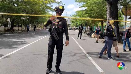 ตำรวจอินโดฯ ชี้ผู้ก่อเหตุระเบิดโบสถ์เชื่อมโยงกลุ่มไอเอส