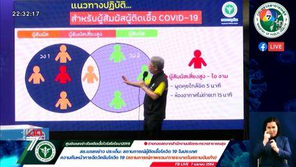 ไวรัสโควิด-19 สายพันธุ์อังกฤษทำระบาดหนัก