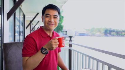 NESCAFE Red Cup เช้าสดใสกับกาแฟสดใหม่