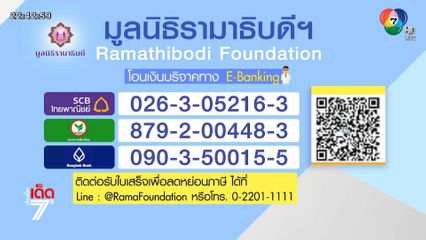 พลังน้ำใจคนไทย ต้านวิกฤตโควิด-19 กับ รพ.รามาธิบดี