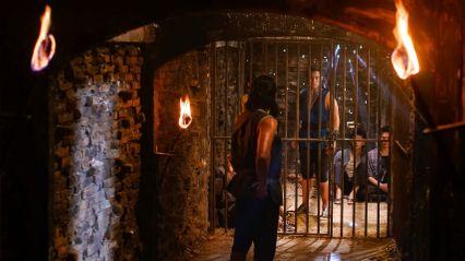 """""""แบงค์"""" ชวนระทึกตอนจบ """"คทาสิงห์"""" ถูกจับเผาทั้งเป็น!!!"""