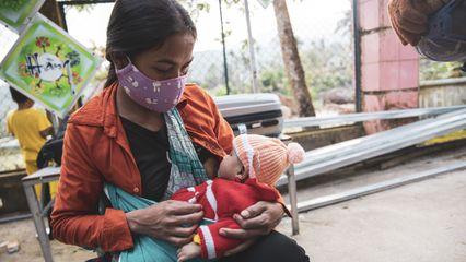 ยูนิเซฟชี้นมแม่ช่วยปกป้องทารกจากการติดเชื้อได้ดีที่สุดในช่วงการระบาดของโควิด-19