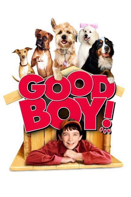 """ภ.ฝรั่ง """"กูดบอย เพื่อนซี้ 4 ขา"""" (GOOD BOY)"""