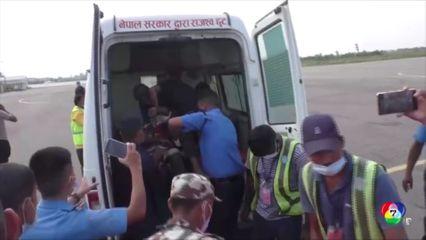 รถบัสโดยสารตกไหล่เขาที่เนปาล เสียชีวิต 28 คน