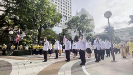 พสกนิกรทั่วไทย จัดกิจกรรมน้อมรำลึกในพระมหากรุณาธิคุณ รัชกาลที่ 9